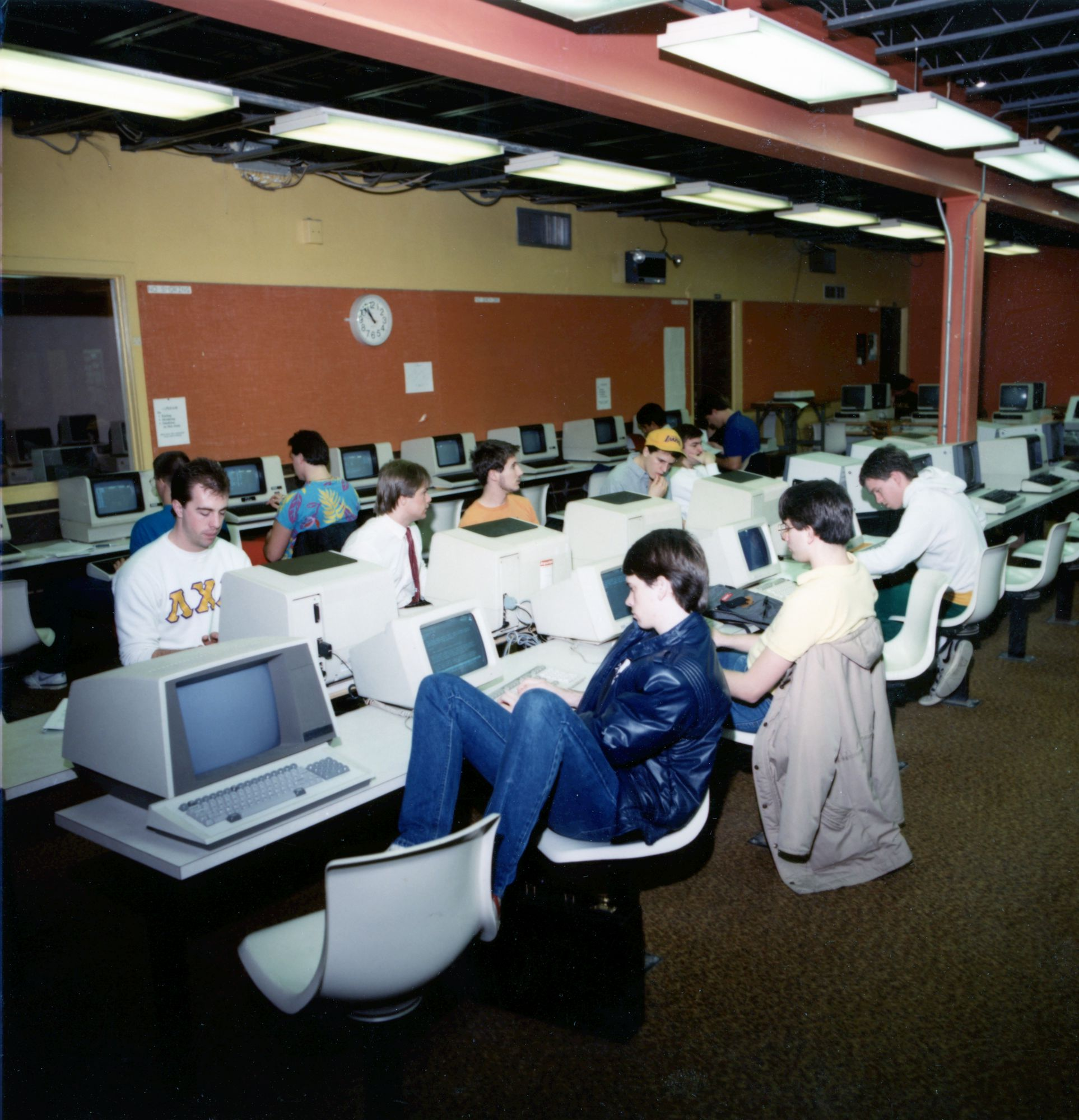 Classrooms and Labs (Archives)