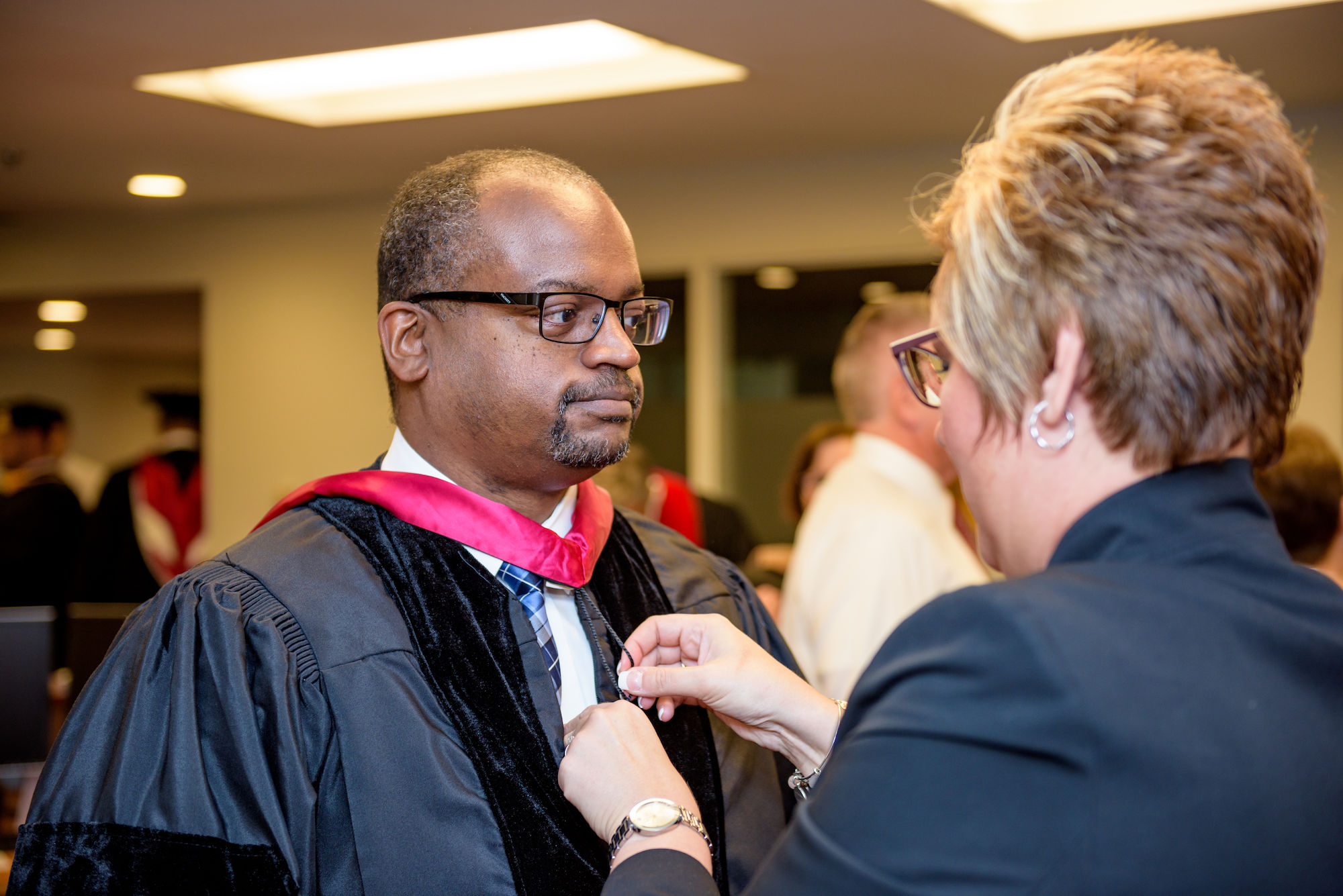 RHIT_Commencement_Platform_Party_Robing-21588.jpg