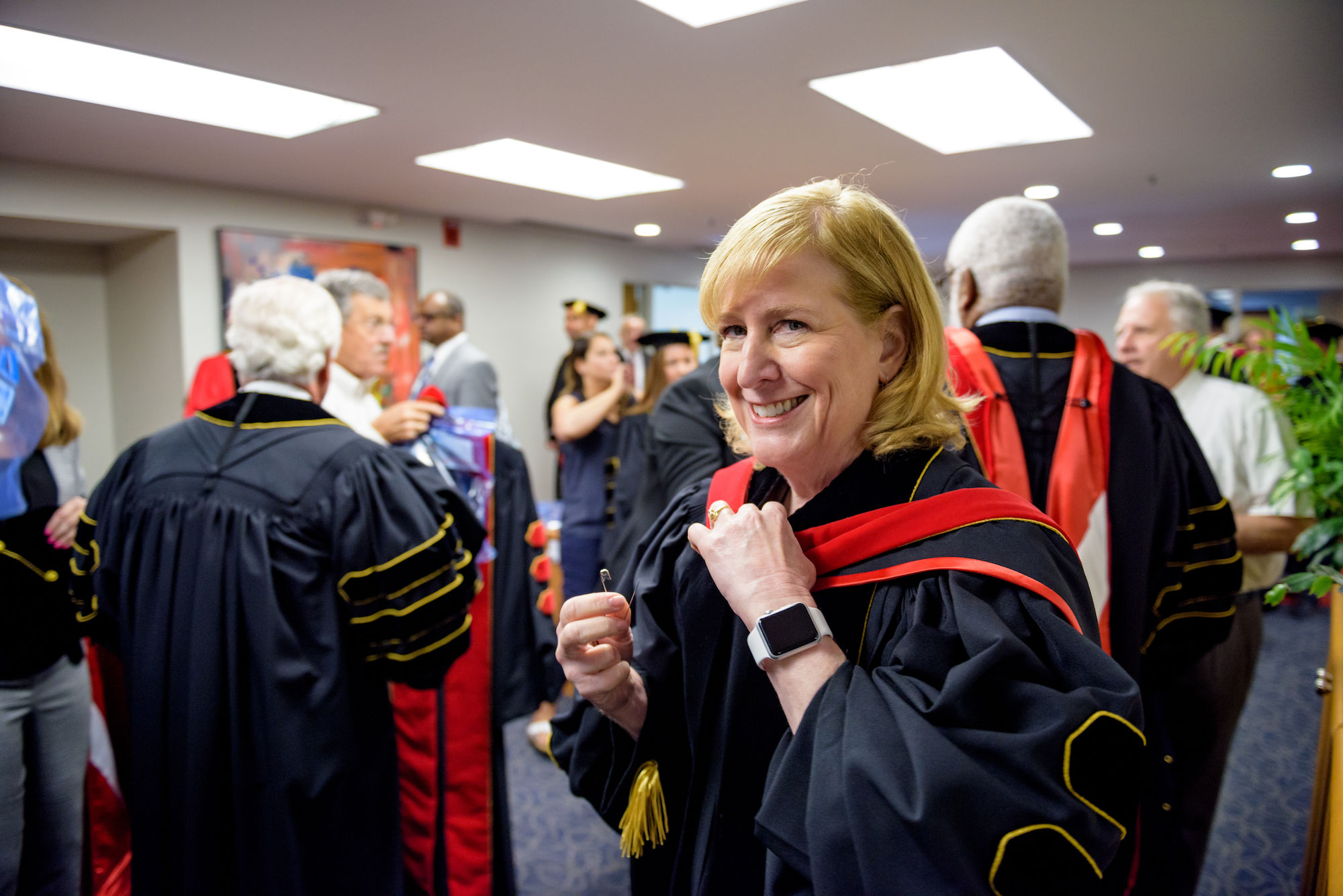 RHIT_Commencement_Platform_Party_Robing-21564.jpg