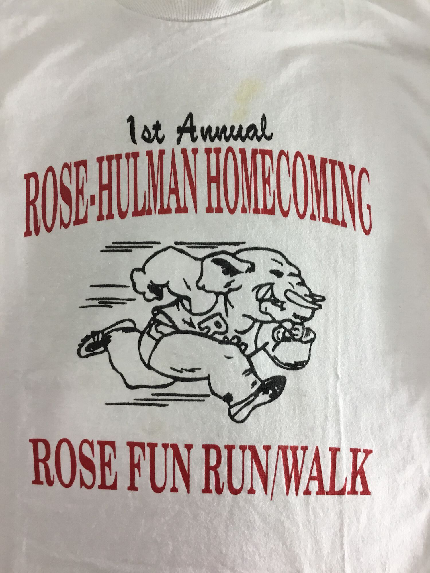 Historical Rose-Hulman T-Shirts